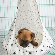 Warm Hanging Cat Bed Mat Soft Cat Hammock Pet Kitten Cage Bed CoverJA