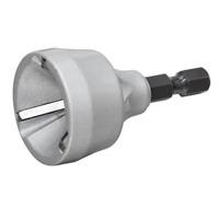 HSS Blade External Deburr Chamfer Tool 3-19mm Repair Damaged Bolt Chuck