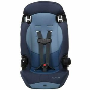 Cosco BC121EPP Finale DX 2-in-1 Booster Car Seat - Sport Blue