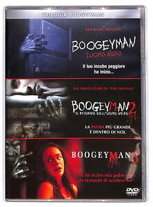 EBOND Trilogia Boogeyman  DVD D595638