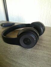 Apple Beats By Dr Dre Solo 3 Wireless Matte Black Headphones