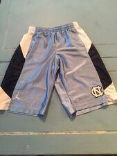 UNC ChapeL Hill Size Large L Boys Athletic Basketball Shorts Pockets