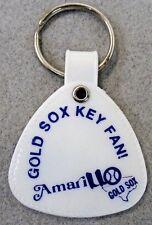 1977-1978 AMARILLO GOLD SOX baseball Sid Stout FORD Auto Dealer key ring keyring