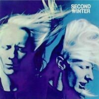 *NEW* CD Album Johnny Winter - Second Winter (Mini LP Style Card Case)