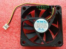 1pc Nonoise G6015S12B2-BA 6015 12V 0.07A cooling fan #M3652 QL
