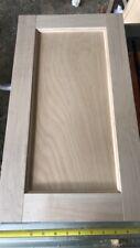 unfinished maple shaker style doors