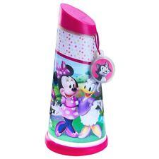 Minnie Mouse Go Glow Nuit Poutre Inclinaison Lampe Torche Filles 2 en 1