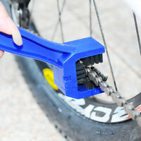 Bicycle Chain Wheel Cleaning Brushes MTB Bike Wash Scrubber Cleaner Tool Set