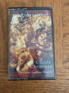 Victoria's Secret A Classic Christmas Cassette