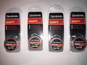 DAIWA Super Soft Shot ( Size SSG, AAA, BB, No 01 & No 04 Available) New / Sealed