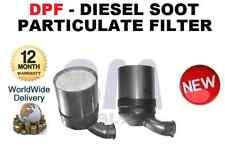 PARA PEUGEOT 307 1.6 HDI 110 2004- > En Adelante DPF FILTRO DE partículas Diesel