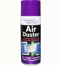 12x Compressed Air Duster Spray Can Cleans Laptops Keyboards 400ml