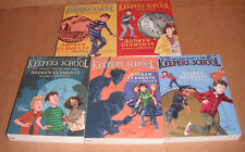 Benjamin Pratt and the Keepers of the School Vol.1,2,3,4,5 Andrew Clements NEW