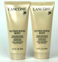 Lancome Nutrix Royal Body Intensiv Cream 120ml New