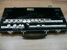 Durford  flute with case.