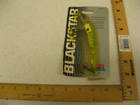 Rebel JOINTED BLACKSTAR Fishing Lure on Card FDJ200171 NEW