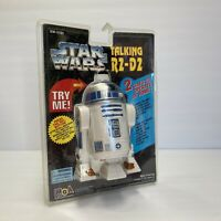 "Star Wars Talking R2-D2 Droid Action Figure 1995 Vintage MGA Rec Your Msg 6"" New"