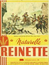 IMAGES 105815 REINETTE NAPOLEON  ARCIS SUR AUBE (pas buvard)