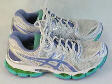 ASICS Gel Nimbus 16 Running Shoes Women's Size 9.5 US Excellent Plus Condition