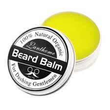 Beard Balm Leave-in Conditioner Organic Oil Hair Cream Grow au.