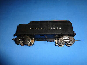 Lionel #2666W Lionel Lines Whistling Tender. The Whsitle Works Well
