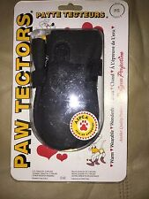 "Paw Tectors>foot protection for your dog>size p/s= 2 1/4"" from side to side<easy"