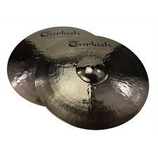 "TURKISH CYMBALS Becken 14"" HiHat Rock Beat bekken cymbale cymbal 1000/1155g"