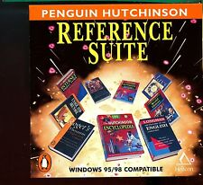 Penguin Hutchinson/referencia Suite-PC CD-ROM