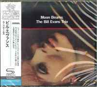 BILL EVANS-MOON BEAMS -JAPAN SHM-CD C94