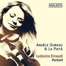 Ludovico Einaudi: Portrait - Angele & La Pieta Dubeau (CD New)