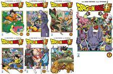 -15% DRAGON BALL SUPER 1-7 + OMAGGIO - EDIZIONI STAR COMICS