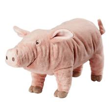 IKEA KNORRIG Stofftier Stoffspielzeug SCHWEIN rosa Ferkel Kuscheltier Plüschtier