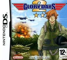 Glory Days 2 (Nintendo DS) Nintendo NDS DS Lite DSi XL Brand New