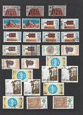 Egypt Nice collection of Airmail Stamps