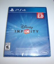 DISNEY INFINITY 2.0 Game Disc Brand New Sealed in Case PS4 Playstation 4