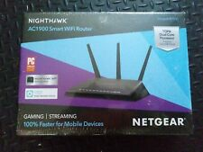 NETGEAR Nighthawk Smart WiFi Router (R7000) - AC1900 Wireless Speed (up to 19...