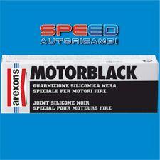 MOTORBLACK Guarnizione Siliconica Nera Speciale Motori Fire Arexons