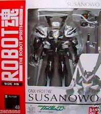 Robot Sprits 48 SIDE MS GNX-Y901TW Susanowo Gundam 00 Painted Bandai