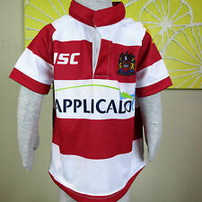 WIGAN WARRIORS  JERSEY  AWAY Todder Size 2 (Fits an average 2 year old child)