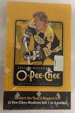 2007-08 Upper Deck O Pee Chee Factory Sealed Hockey Hobby Box