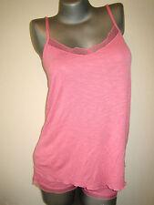 LASCANA femmes Lot court - Taille 36/38 - Rose NEUF pyjama sous-vêtements