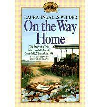 On the Way Home by Laura Ingalls Wilder (Paperback, 1976)