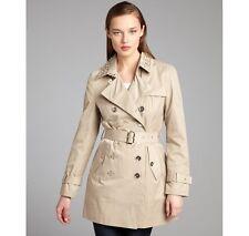 SAM EDELMAN Studded Collar Lorissa Trench Coat  (M) $300