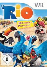 Rio (Nintendo Wii, 2014, DVD-Box)