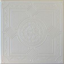 Styrofoam Glue Up Ceiling Tile - easy DIY popcorn cover. 112pcs.~300sq.ft #RM-30