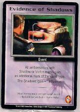 Babylon 5 CCG Promo Asimov Laws EX