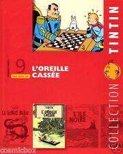 Livret TINTIN fascicule L'OREILLE CASSEE pour tout savoir sur l'album booklet bd
