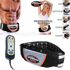 Electric Slimming Vibro Shape Professional Vibration Body Toning Belt Massage