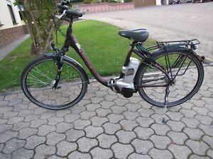 E-Bike Pedelec Rixe Bordeaux 18AH, 28 Zoll RH 50 cm