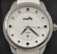 OXETTE WATCH. White rubber